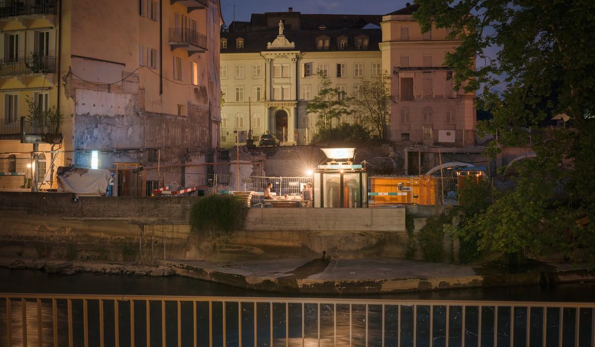 Bagno popolare, Baden - Entdecken – Limmatstadt